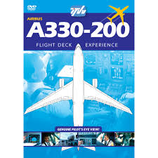 airbus a330 200 airtours international dvd
