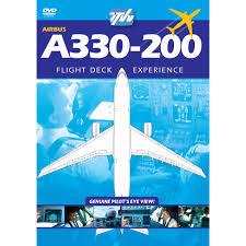 airbus a330 200 airtours international dvd