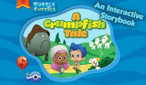 bubble guppies grumpfish android apps google play