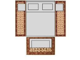 Dining Room Rugs Size Amazing 50 Bedroom Area Rugs Placement Inspiration Of Best 25