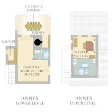 Farm Floor Plans Farm Le Balze Castello Di Casole