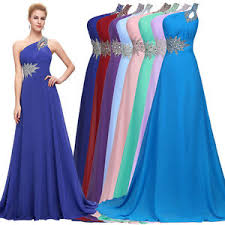 cheap long chiffon evening gown bridesmaid dresses prom formal