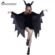 Supernatural Halloween Costumes Aliexpress Buy Animal Cosplay Cute Bat Costume Halloween