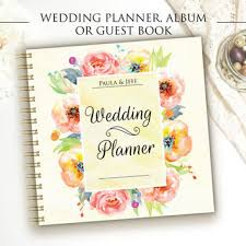 personalized wedding planner wedding planner book products on wanelo