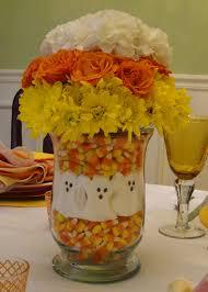 peeps decorations candy corn centerpieces candy corn centerpieces and creative