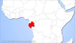gabon in world map where is gabon located on the world map