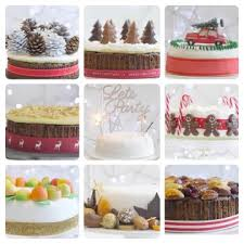 Decoration Of Christmas Cake christmas cake decorating ideas woman and home