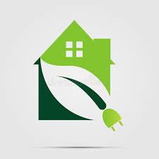 chambre ou vert de nature de prise d eco de puissance verte de chambre ou de
