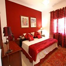 painting a small bedroom red and white wall paint decorating ideas for small bedrooms