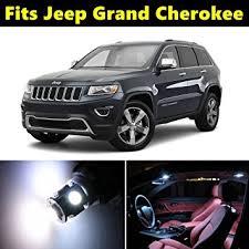 Jeep Led Lights Amazon Com 15 X Premium Xenon White Led Lights Interior Package