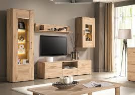 Wohnzimmer Modern Eiche Imposing Wohnwand Eiche Massiv Modern Home Design Ideas
