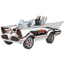 batman classic tv series white chrome 1966 batmobile kiddie car