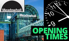 meadowhall sheffield opening times 2017 what are the