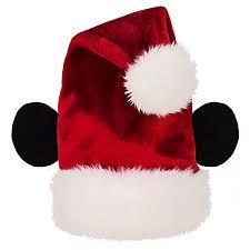 santa hats disney christmas hat mickey mouse santa hat