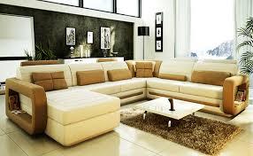 Modern Leather Living Room Furniture Sets Sofa Sets Modern Leather Living Room With Interior