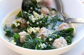 italian wedding soup the daring gourmet