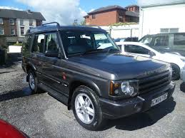 used land rover discovery 2 5 for sale motors co uk