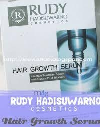 Serum Rudy Hadisuwarno rudy hadisuwarno anti dandruff serum per box daftar update harga
