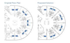 Floor Plan Hospital Florida Hospital Waterman U2013 Study On Patient Visibility And