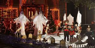 haunted house decorations haunted house props haunted house decorations party city