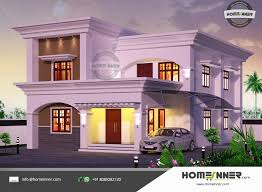 Front Elevations Of Indian Economy Houses by Modern Flat Roof 5bhk Indian Home Design Ideas Penting Ayo Di Share