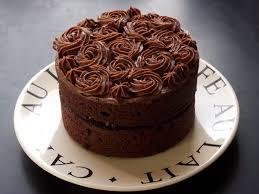 small cake decadent chocolate and mini cake treat
