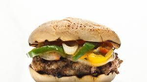sausage burgers recipe bon appetit