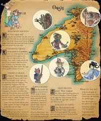 Stormwind Map Tour Of Adventure Quest Renaissance Adventures