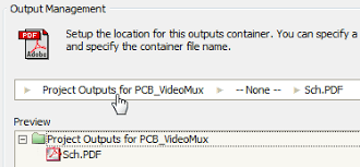 design tip using the pcb release view to automate output job file