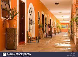 hotel monte verde express san miguel de allende mexico stock