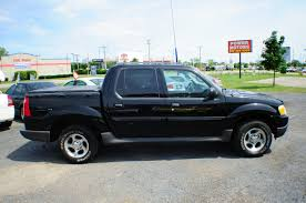2005 ford explorer xls black 4x2 sport truck sale