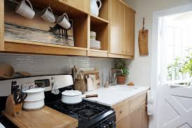 installation stories the tiny canal cottage kitchen fireclay tile