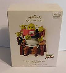 shrek the halls 2008 hallmark keepsake ornament home