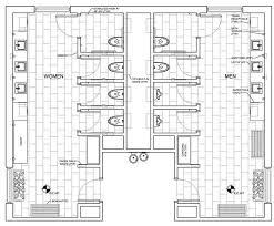 bathroom design floor plans commercial ada bathroom floor plans restroom design