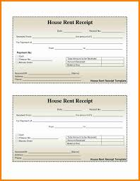 Free Printable Rent Receipt Template Stunning House Rent Receipt Format Images Office Worker Resume