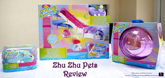 zhu zhu pets u2013 review u2013 mummy cuties