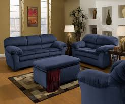 living room inspiring blue couch living set modern sofa in small