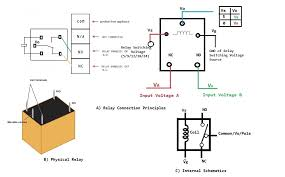 5 prong relay wiring diagram 5 wiring diagrams