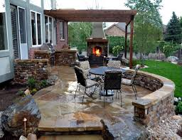 kitchens patio ideas for small gardens houzz houzz backyards 12