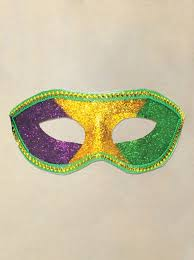 green mardi gras mask glitter masks for mardi gras from by the dozen new orleans