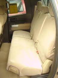 Toyota 60 40 Bench Seat 2007 2013 Toyota Tundra Double Cab Set Front 40 20 40 Split Seat