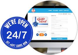 sell egift card custom e gift card platform