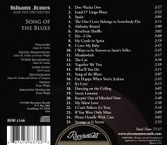 isham jones song of the blues 1923 1932 u2013 rivermont records
