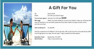 travel gift certificates free travel gift certificate template awesome travel voucher stock