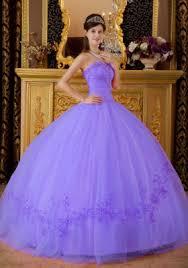 lavender color quinceanera dresses