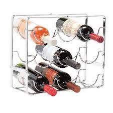 9 bottle wine rack wayfair