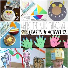 wild crafts activities teach