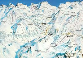 Ski Resorts In Colorado Map by
