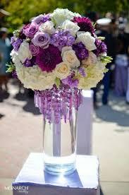 Purple Wedding Centerpieces Karen Tran Centerpiece Flor De Aleli Pinterest Centerpieces