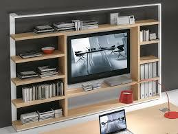 libreria tv libreria design con 5 mensole varie finiture cm 272x36x191h